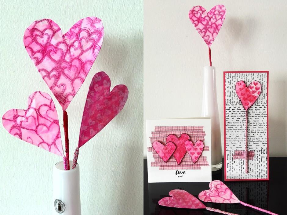 Valentine Hearts Birgit Koopsen 1