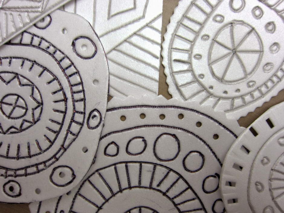 3-Foam Stamps