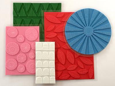 flexible texture plates 8 - birgit koopsen